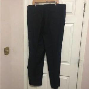 Men's Nike Golf Pants unhemmed sz 42 Black
